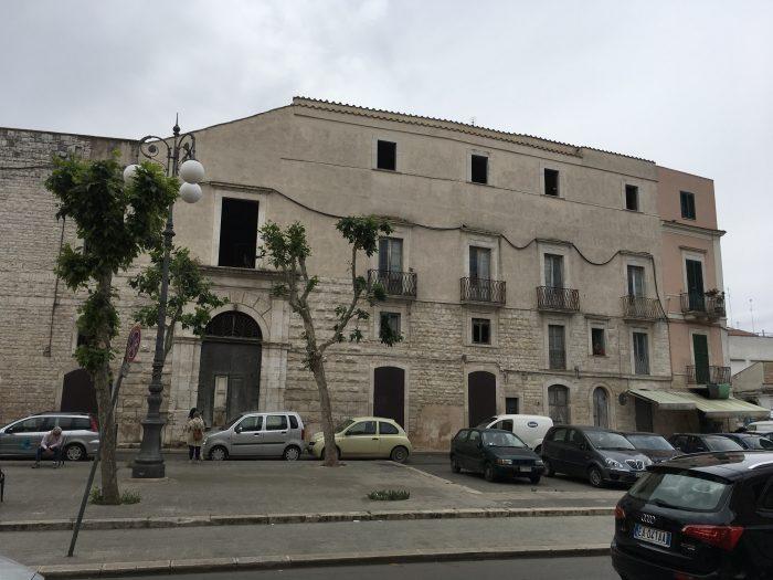 BITONTO (BA) – FORMER CONVENT OF S. AGOSTINO