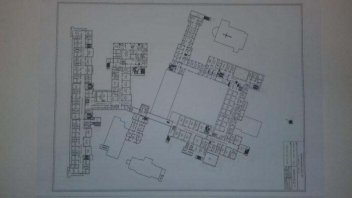 BIELLA – FORMER HOSPITAL OF THE DISABLED floorplan