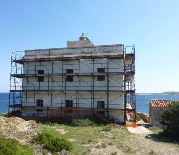 La Maddalena (SS) – Punta Filetto Lighthouse