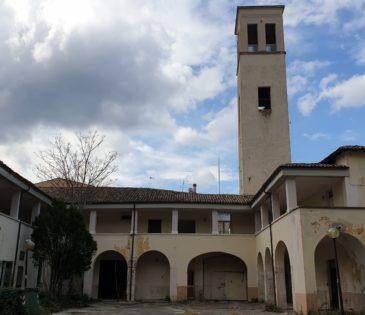 Sulmona (AQ) – Caserma De Amicis