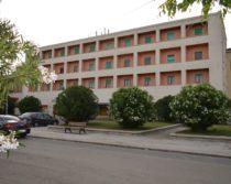 Facciata dell'Hotel Bellavista, Fertilia - Alghero