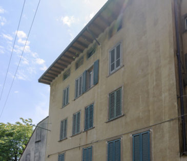 Bergamo – Residential Building in Via Forte Rocca