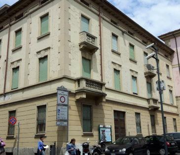 Pavia – La Dogana – Palazzina Alloggi