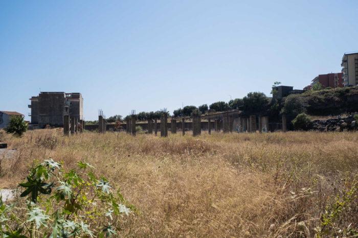 Tremestieri Etneo (CT) – Area in via del Canalicchio