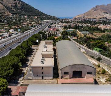 Palermo – Complesso Immobiliare Via Ugo La Malfa