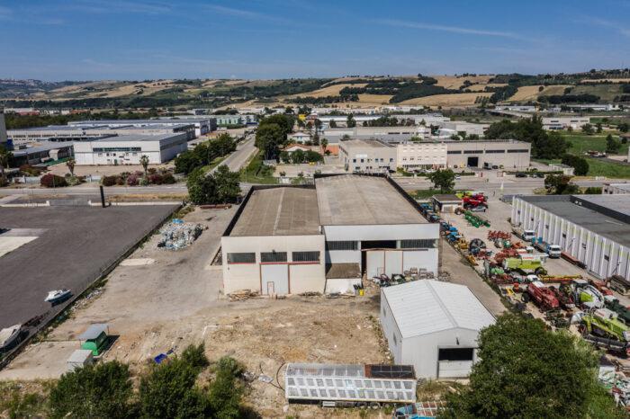 Termoli Complesso Industriale In Contrada Pantano Basso Ice Italian Trade Agency