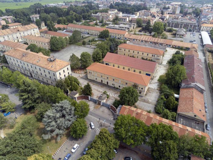 Novara – Former Cavalli Barracks