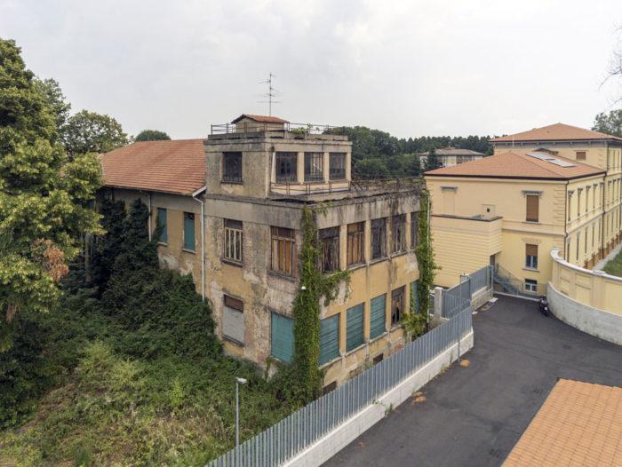 Novara – EX CASERMA GHERZI
