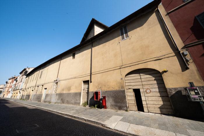 Parma – Ex Convento delle Vincenzine