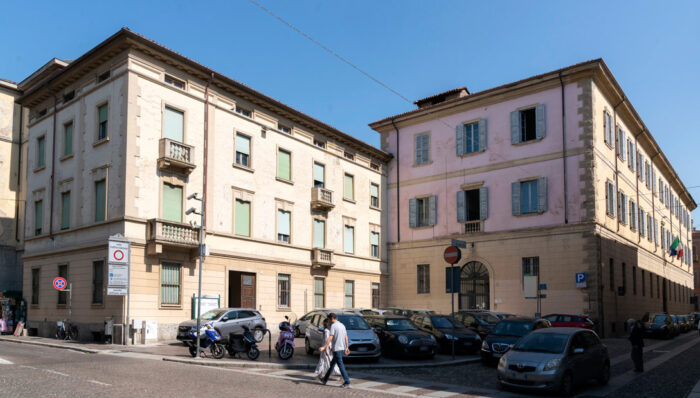 Pavia – La Dogana – Building for Accommodation