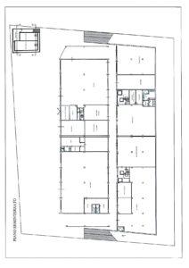 Palermo – Complesso Immobiliare Via Ugo La Malfa Pianta principale