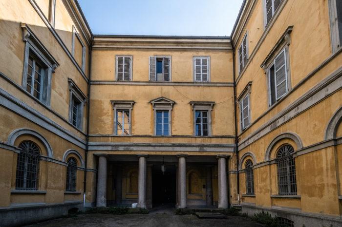Piacenza – Serafini building