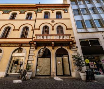 Grosseto – Unità Immobiliare in Palazzo Provveditorato OO.PP. corso  Carducci, via Cairoli e piazza Baccarini