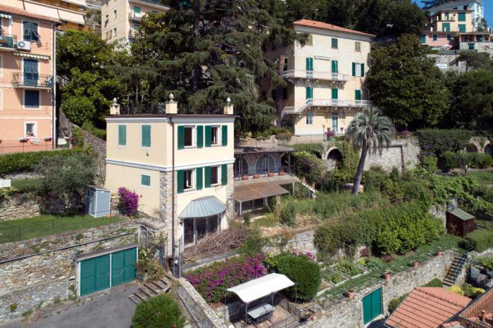 Camogli – Villa via Aurelia