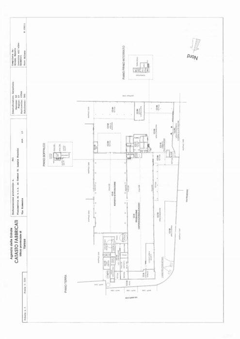 Lonate Pozzolo – Industrial Complex in Via Piemonte floorplan
