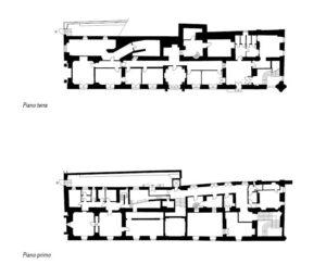 Genova – Palazzo Galliera Floorplan