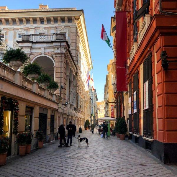 Genova – Palazzo Galliera