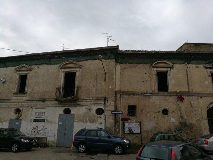 Caserta (CE) – Caserma Bronzetti