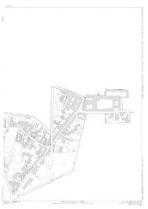 Caserta (CE) – Former Caserma Bronzetti Floorplan
