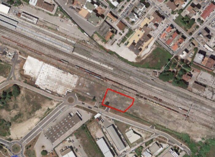 Battipaglia (SA) – Lotti edificabili presso Stazione FS