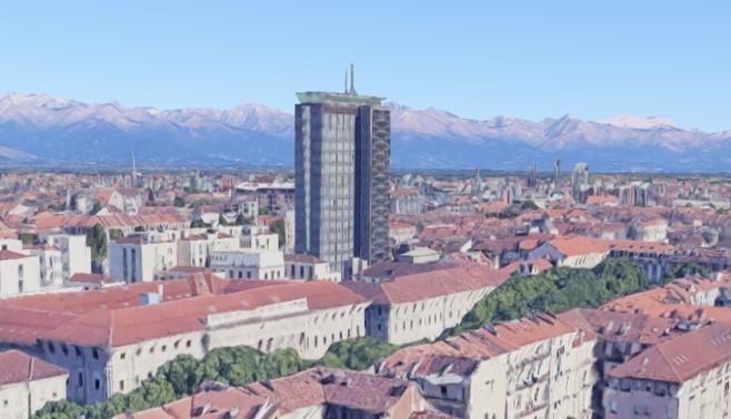 Torino – Palazzo Rai