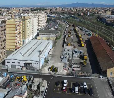 """Roma – Area Stazione Tuscolana – Bando internazionale C40 """"Reinventing Cities"""""""