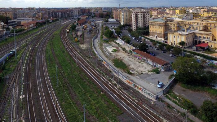 """Roma – Roma Tuscolana – C40 """"Reinventing Cities"""" competition"""