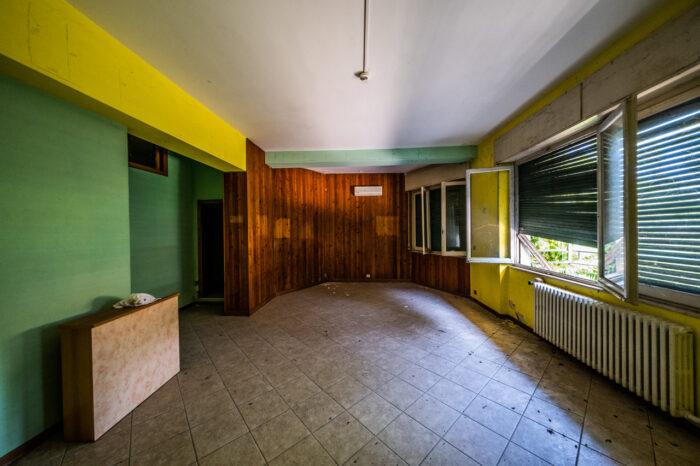 Salsomaggiore Terme (Pr) – Building for Hotel use