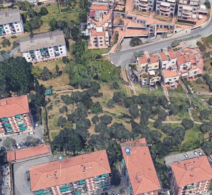 La Spezia (SP) – Montepertico 2, building area