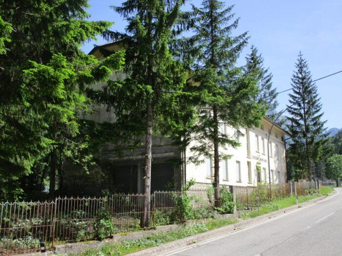 Tarvisio, Cave del Predil (UD) – Ex Caserma G.D.F. Montasio
