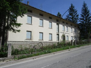 Tarvisio, Cave del Predil (UD) – Ex G.D.F. Barracks Montasio