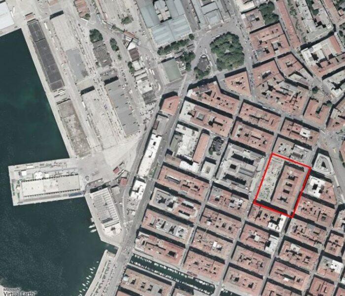 Trieste – Former Departmental Building