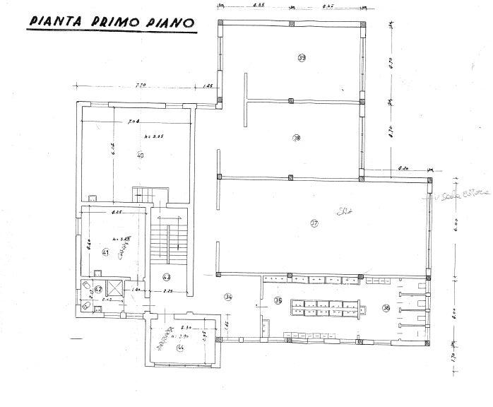 Ravenna – Former O.N.F.A. Summer Camp floorplan