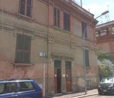 Roma – Villino ATER Via Piranesi