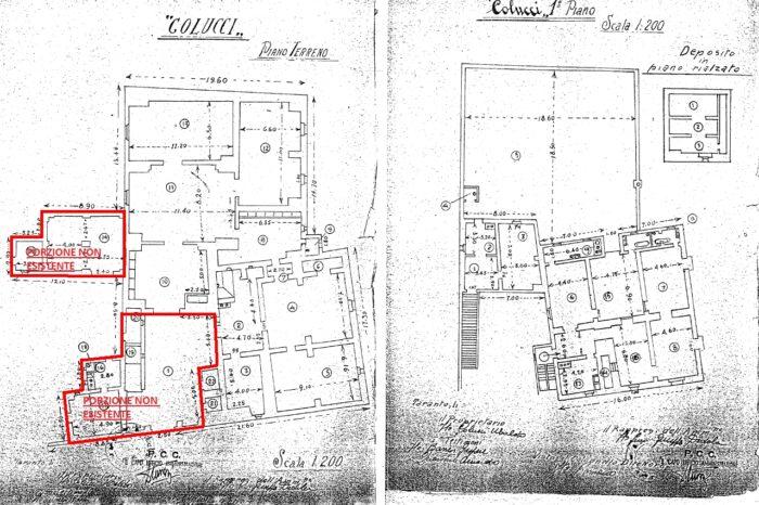 Taranto – Cesareo Farmhouse floorplan