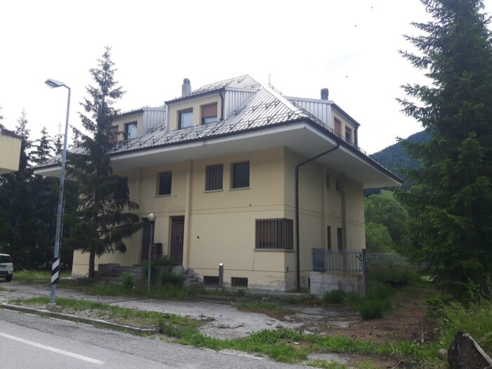 Tarvisio (UD) – Former Finance Police Barracks Valico Ratece