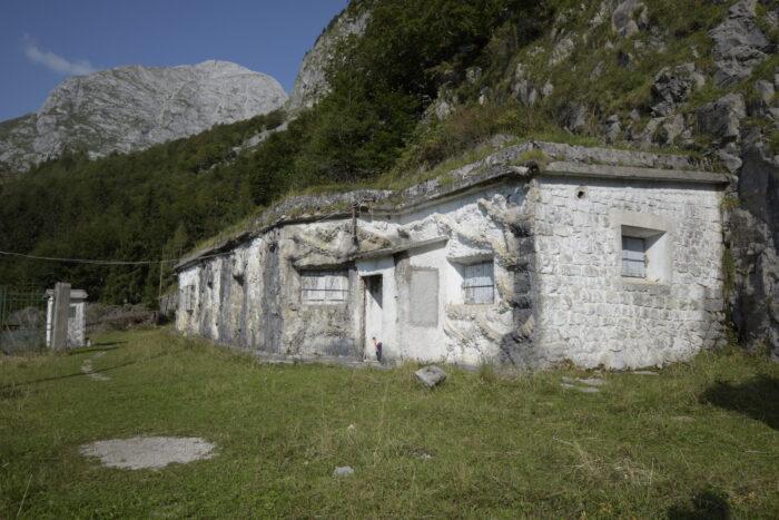 Paluzza (UD) – Ex Casermetta Difensiva di Monte Croce Carnico