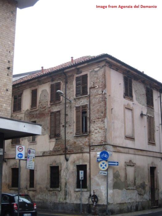 Alessandria – Former Military Engineering Pavillon