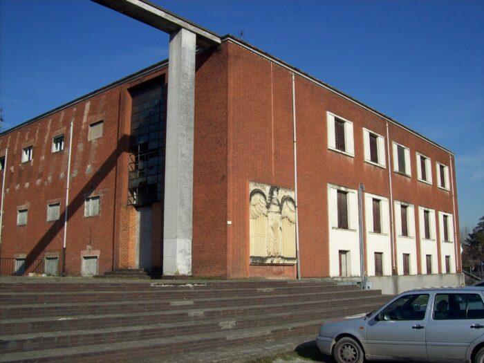 Caravaggio (BG) – Palazzo ex casa del fascio