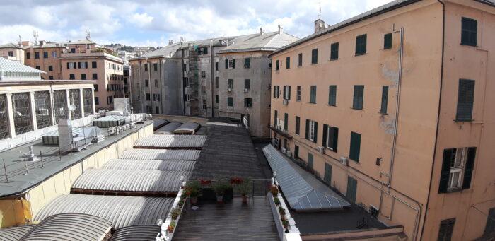 Genova – Unità immobiliare – Palazzo della Consolazione