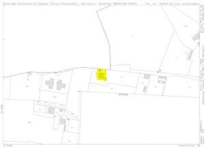 Taranto – Cottages in Via del Pizzone Floorplan