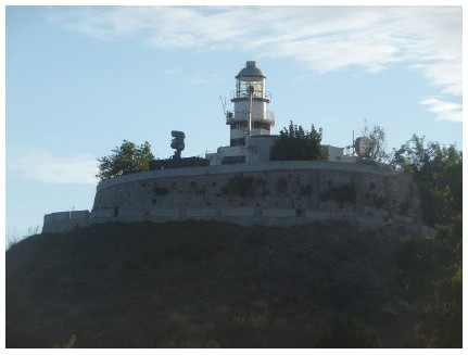 Monasterace (RC) – Faro di Punta Stilo
