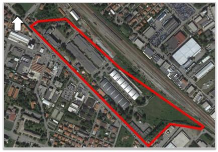 Gallarate (VA) – Ex 2° Deposito Centrale A.M.