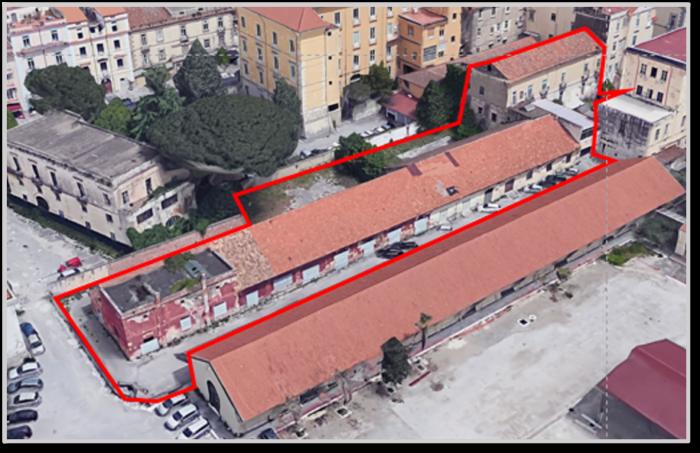 Caserta – Complesso Padiglione «Femiani»