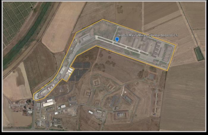 Belpasso (CT) – Ex Deposito Mine