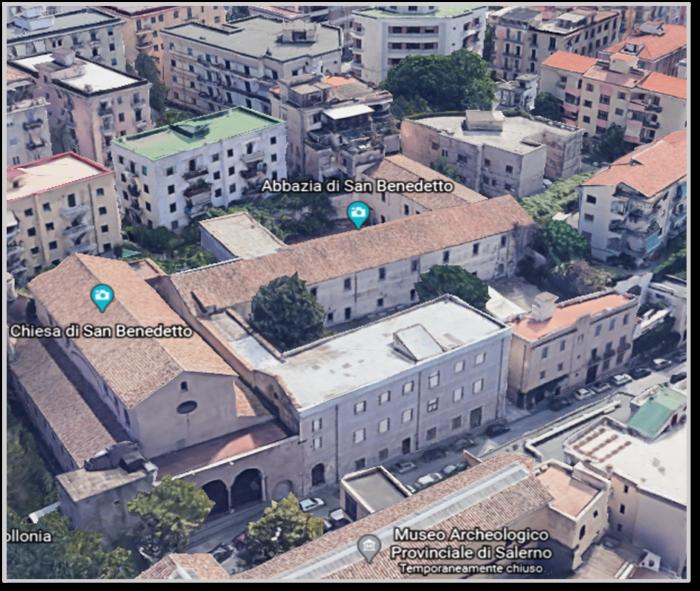 Salerno – Caserma «Carrano»