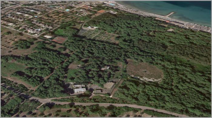 Lecce – Ex Stazione Radar San Cataldo