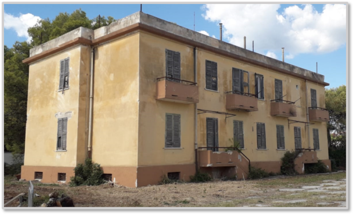 Taranto – Palazzina Ex Capi Servizio