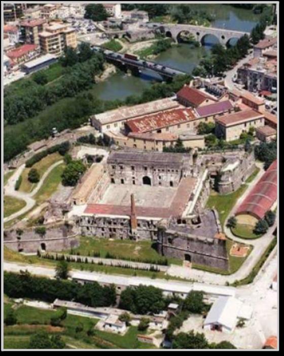 Capua (CE) – Castello «Carlo V»