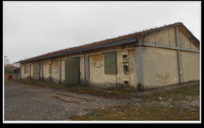 Gossolengo (PC) – Riservette Deposito Munizioni